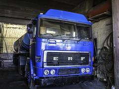 Youthful reminder (Tony Tomlin) Tags: mgarr malta gozo erftruck tanktruck