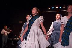 La Swing du Suête – The Homecoming – 10/14/03 (photo: Donald Cardwell)
