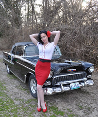 "1955 Chevy Bel-Air Photo Shoot • <a style=""font-size:0.8em;"" href=""http://www.flickr.com/photos/85572005@N00/14158730137/"" target=""_blank"">View on Flickr</a>"