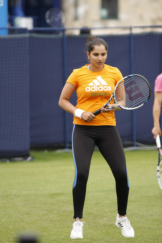 The Worlds Newest Photos Of Sania And Saniamirza - Flickr -3239