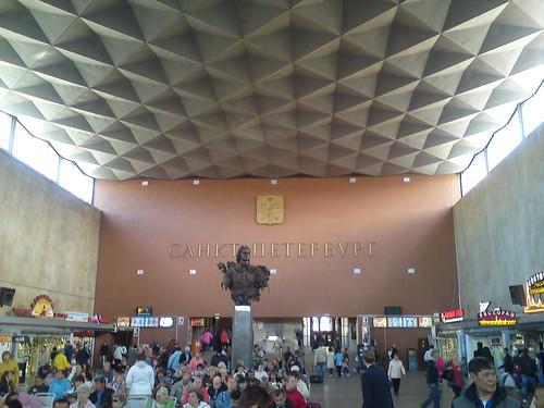 Московский вокзал, г. Санкт-Петербург // Moskovskiy vokzal ©  alexyv