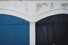 doors (no i'm not, i'm very married) Tags: morocco asilah