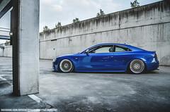 Audi A5 S-line / Concept Wheels & Airride (Mimimii77898090) Tags: 50mm nikon shoot suspension 14 wheels automotive bmw concept nikkor audi a5 e90 sline vossen elevel 320d d7000 accuair
