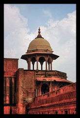 Agra IND - Agra Fort 08