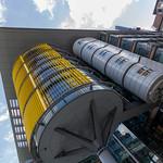 Modern architecture at the Potsdamer Platz