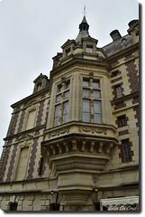 tourelle chateau villersexel_DSC0659 (Eykat) Tags: france architecture le chateau paysage tourisme patrimoine villersexel comté hautesaone chateaudevillersexel valerois boisrestauration chateauclocher comtoisfranche