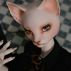 Pipos Raven (Lovelybadger) Tags: cat bjd majestic pipos