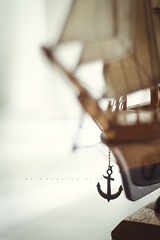 Get in a boat and disappear in the water~ (Simonesta~) Tags: life light sea stilllife white boat still barca mare bokeh anchor sailor bianco nava mayflower ancora sailer veliero hbw igp happybokehwednesday italiangirlphotographers