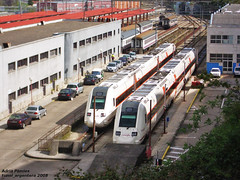 La rerebotiga de Vigo-Urzáiz (tunel_argentera) Tags: train tren railway zug vigo ferrocarril renfe adif 598 urzaiz