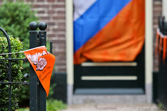 Holland - we are the champions (Tjerk Bregman) Tags: holland canon nederland voetbal oranje fusball canon70200 wahnsinn gekte
