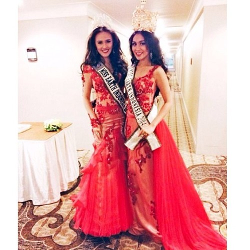 EL JOHN Pageants Miss Earth Indonesia 2013 dan 2014 di Hotel Four Seasons Jakarta 25/6/2014 #eljohnpageants #eljohntourism #eljohnradio #eljohnentertainment