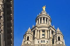 Manhattan Municipal Building (Triborough) Tags: nyc newyorkcity ny newyork manhattan lowermanhattan civiccenter newyorkcounty