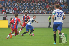 """Vorbereitungsspiel MSV Duisburg vs. FC Bayern Muenchen • <a style=""""font-size:0.8em;"""" href=""""http://www.flickr.com/photos/64442770@N03/14528618958/"""" target=""""_blank"""">View on Flickr</a>"""