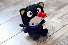 ✪ Sanrio Hello Kitty x Chococat 50th Anniversary Mini Plush (MoonBaby2202) Tags: cute japan toy pretty colours sweet hellokitty small mini sanrio collection kawaii colourful collectible gashapon stationery crux qlia rilakkuma sanx kamio mindwave poolcool