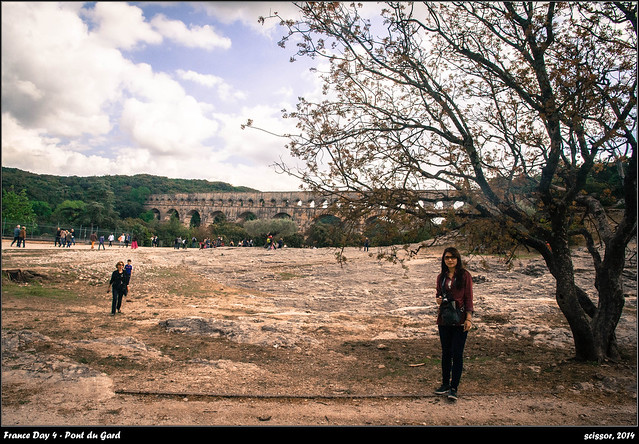 France Day 4 - Pont du Gard