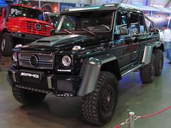 Mercedes Benz G 63 AMG Brabus B63S 700 6x6 (RL GNZLZ) Tags: mercedes benz g 63 mercedesbenz amg brabus gclass salondelautomovil brabusb63s b63s g63amg 7006x6