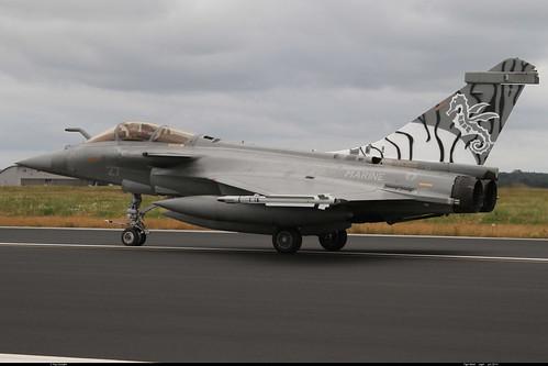 RAFALE M 27 Jagel Tiger juin 2014