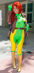 SDCC Comic Con 2014 Cosplay, Rogue