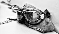 Goggles (mfenne) Tags: show leica city monochrome car washington rat goggles everett dralaimagesmarlowefenne