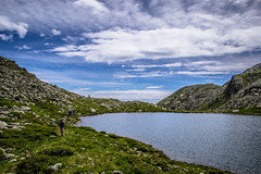 Soprana lake  from FORNO