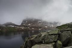 Am Geisspfadsee (Joachim S.) Tags: trekking switzerland see valais binn