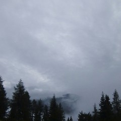 away we go (nebulös) (anna.caterina) Tags: sky mist mountains fog square landscape austria tirol nebel himmel wolken minimal berge squareformat timeout cloudysky wolkenlandschaft instagramapp