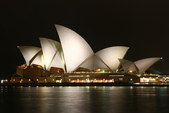 Sydney Opera House|Australia (TommyYeung) Tags: night sydney australia clear operahouse flickrhongkong flickrhkma