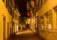 No Dark Alleys............ (kanaristm) Tags: switzerland lowlight nikon europe zurich lightroom onflickr zurichswitzerland tmk nikondslr tmkanaris tomkanaris thomaskanaris thomasmkanaris tmksphotography kanaristhomas