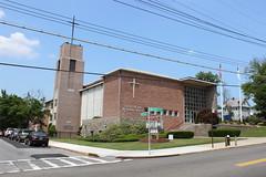 Castleton Hill Moravian Church, Castleton Corners (New York Big Apple Images) Tags: newyork church statenisland moravian castletoncorners