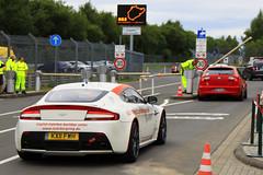 V8 Vantage (Cassio and Leo Magalhaes) Tags: white branco race germany europe track pista corrida v8 astonmartin alemanha nurburgring greenhell v8vantage worldcars