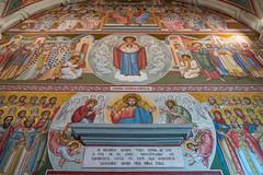 Putna Monastery - Suceava County - Romania (Rita Willaert) Tags: roemeni putna districtsuceava