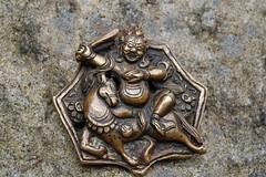 Shri Lhamo - Palden Lhamo. (TREASURES OF WISDOM) Tags: sculpture art love look statue mystery museum asian religious nice fantastic nikon shrine view lotus god spirit yes magic faith prayer buddhism mani visit tribal exhibition religon monastery figure sacred offering unknown ritual tibetan longevity nepalese unusual vibes spirituality wisdom om spiritual devotee artifact healing item puja deity shamanic mystic rinpoche votive guru buddhas pagan artefact hum unseen mantra namaste padma mythical shamanism murti tantric ceremonial ethnographic intresting bodhisattvas paldenlhamo padmi shrilhamo