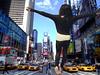 TeenGiantess (2) (gtsteenlover) Tags: city feet teen brunette crush giantess rampage