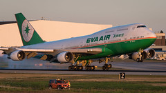 B-16411 - Eva Air - Boeing 747-45E (bcavpics) Tags: canada vancouver plane airplane britishcolumbia aircraft aviation jet boeing yvr 747 airliner jumbo evaair b16411 bcpics