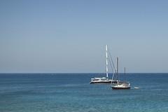 Rodi (bisont19) Tags: sea summer mare ship estate barche grecia sail rhodes vacanze holyday