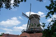Mühle in Westerscheps (fredy_egdorf) Tags: germany mühle niedersachsen westerscheps