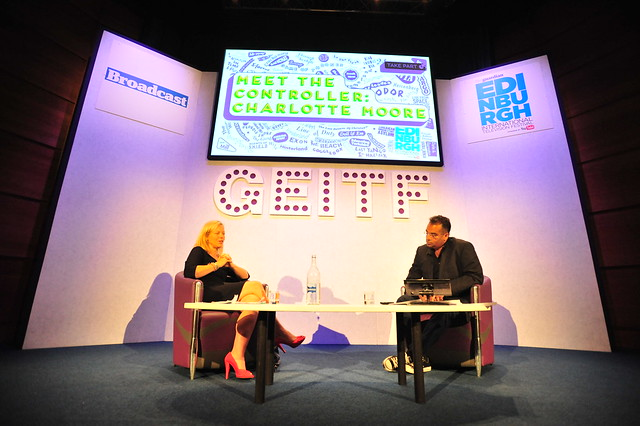 GEITF 2014 - Meet the Controller: Charlotte Moore (BBC One)