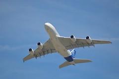 #farnborough #airshow #2014 #planes #raf #airbus #a380 (Olly Perkins) Tags: airshow planes farnborough redarrows raf 2014