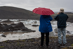 Rainy day (Hrefna Melste) Tags: umbrella iceland islandia sland regnhlf svnafellsjkull