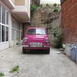 "Purple Car <a style=""margin-left:10px; font-size:0.8em;"" href=""http://www.flickr.com/photos/14315427@N00/14878654635/"" target=""_blank"">@flickr</a>"