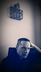 Day Off (Kenneth Wesley Earley) Tags: mobile relax spokane relaxing lazy procrastination northcentral android chillaxing dayoff spokanewa selfie unmotivated 99205 blueandwhitephoto htconem8 blueandwhitesepia mobileselfie emersongarield