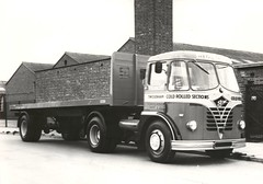 Twickenham Cold Rolled Sections Foden (71B / 70F ( Ex Jibup )) Tags: new promotion photography corporate official tipper view box company vehicles prototype trucks trailer chassis sell artic development tanker manufacturer lorries advertise bodywork promote rigid flatbedtractorunit