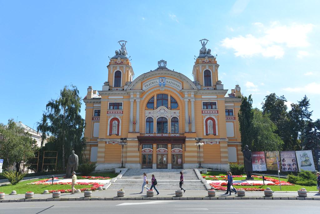 Theatre in Cluj