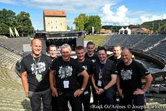 Staff & Backstage Samedi 16 août 2014 /