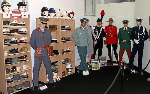 Polizeiausstellung – Wer hat die eindruckvollste Uniform