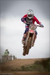 Motocross 1 (David P Hughes) Tags: sport point jump motorbike jersey motorcycle motocross sorel