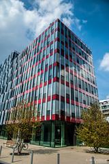 Le trapze de Boulogne-Billancourt (bobostudio) Tags: architecture renault usine immeuble boulognebillancourt ileseguin letrapze