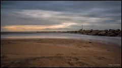 Barkby.. (bevscwelsh) Tags: sea beach sand prestatyn northwales denbighshire barkbybeach olympus1250 olympusem5
