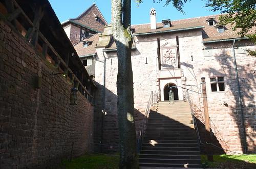 Le château du Haut-Koenigsbourg.15