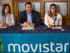 Presentacion clinics Movistar en Santander
